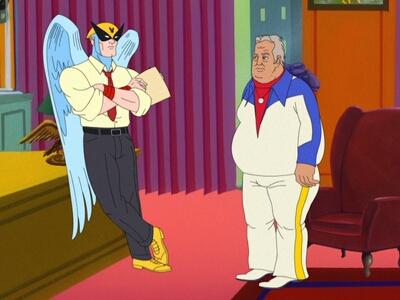 Adult Swim Birdman 47