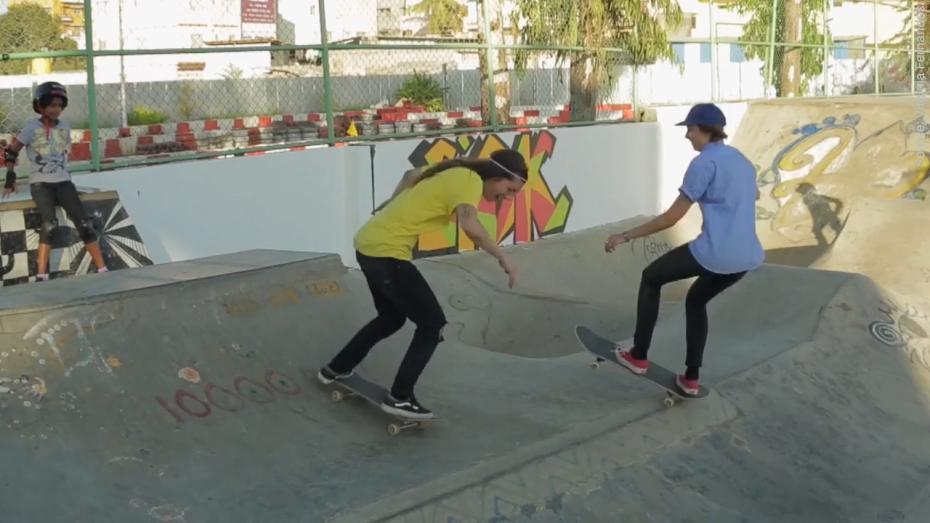 Atita Verghese: India's first female pro skateboarder - CNN