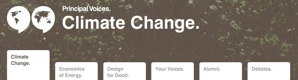Show Pages - Principal Voices - Climate Change - CNN com