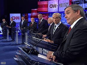 Part I: CNN/YouTube Republican presidential debate transcript - CNN