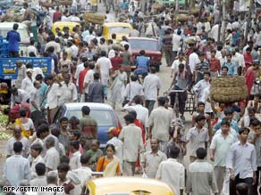 causes of overpopulation in india