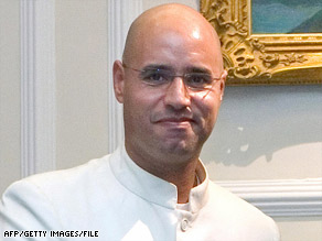 saif gaddafi thesis Under the declaration of his full amnesty, saif al-islam gaddafi who has been in detention since 2011,  there were allegations that saif's thesis,.