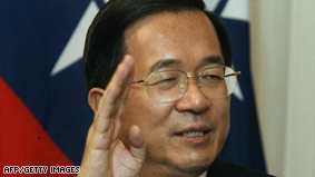 Court orders detention of Taiwan ex-president - CNN