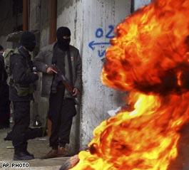 Israeli airstrike hits Hamas premier's office