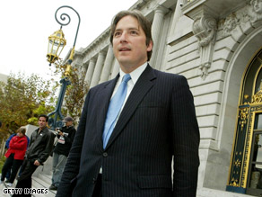  Matt Gonzalez ran for mayor of San Francisco in 2003.