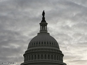 Democrats in Washington lost their 60-seat supermajority in the U.S. Senate on Tuesday.