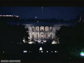 Obama's campaign has issued its own 3 a.m.  ad.