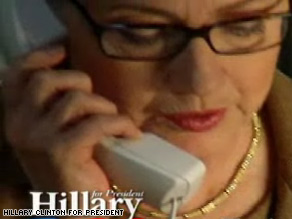 Sen. Clinton recently released an ad trumpeting her ability to handle a 3 a.m. phone call if elected to the Oval Office.