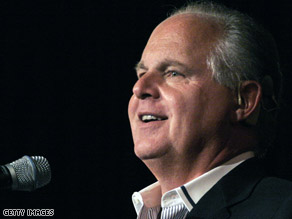 Limbaugh wants the Democratic race to continue.