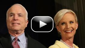 Randi Kaye takes a look at Cindy McCain, wife of presumptive GOP nominee John McCain.