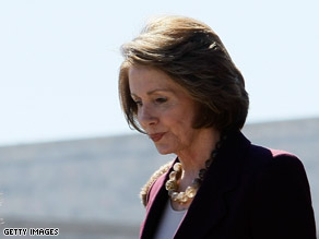  Pelosi said Tuesday a so-called &#039;Dream Ticket&#039; won&#039;t happen.