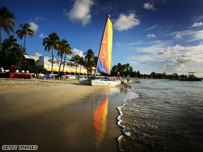 St.John, Antigua.