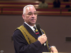 The Rev. Jeremiah Wright.