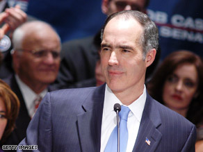 Casey will back Specter in the 2010 Democratic primary.