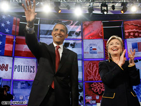 Obama is gaining ground in Pennsylvania, according to several polls.
