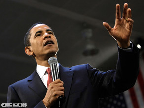Obama pays tribute to the late Dr. King in Indiana.