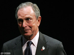 Bloomberg won't endorse a presidential candidate in the near future.