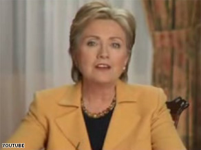 Hillary Clinton aims to answer voter concerns in North Carolina through a series of ads.