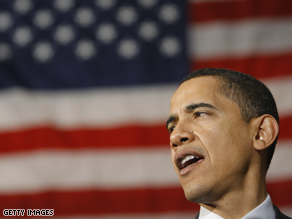 A new poll shows good news for Obama.