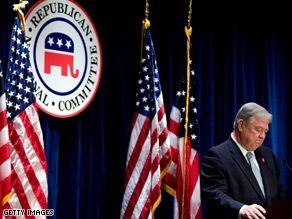 The Republican National Committee says it raised $36 million in first quarter.