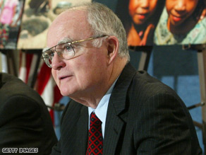 Wiliam Ruckelshaus endorsed Obama Thursday.