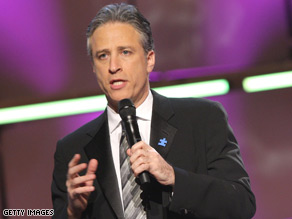 Barack Obama will be a guest on The Daily Show with Jon Stewart.