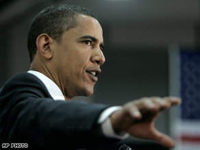 Obama held a press conference with reporters Wednesday.