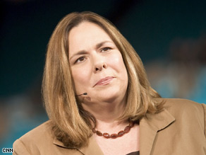 CNN Senior Political Correspondent Candy Crowley.