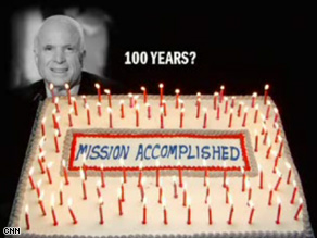 MoveOn is launching a massive anti-McCain ad campaign.