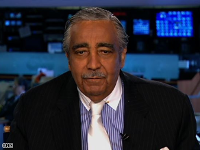 Rangel appeared on CNN's Late Edition.