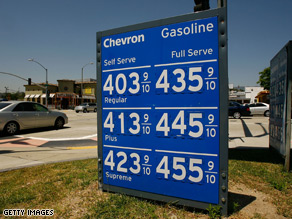 A new poll shows Americans worried about the increasing price of gas.