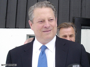 Gore's endorsement could shake up the presidential race.