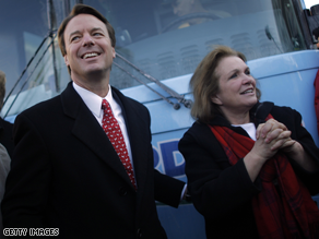 John Edwards and his wife say they don&#039;t believe there was any financial wrongdoing.