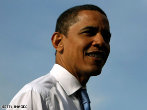 Exit polls suggest Barack Obama is doing well in Indiana and North Carolina among African Americans.