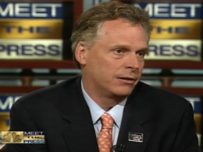Clinton campaign chairman Terry McAuliffe says the campaign will pay off all its debts.