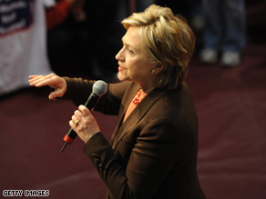 Clinton campaign said Obama should stop downplaying expectations in West Virginia.