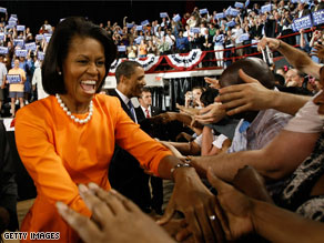 Michelle Obama takes heat from Tennessee GOP.