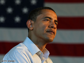 Obama has been focusing lately on campaigning in general election states.