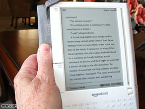 The Kindle is the latest must-have gadget.