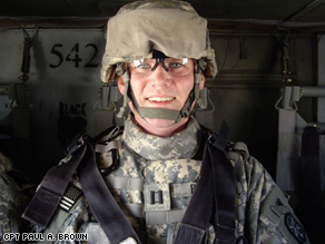 CPT Paul A Brown HHC: This is when I flew to Camp Taji for a conference on supporting Multi-National Division-Baghdad and how the focus might change if/when the Surge Brigades begin to leave
