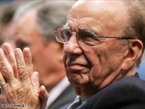 Rupert Murdoch is chairman of News Corp.'