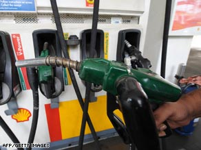 Motorists are feeling the pain of higher oil prices at the pump.