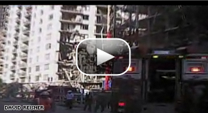 Check out my video of the crane collapse from across the street of the accident