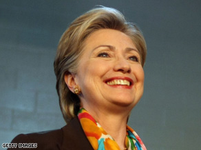   Clinton is reportedly interested in being Obamas running mate. 