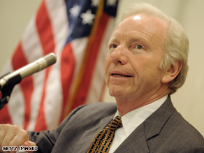 Lieberman launched a grassroots organization Thursday to appeal to Clinton's supporters.