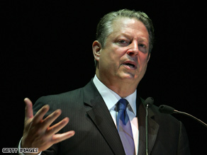 Gore has ruled out a run for any office but President.