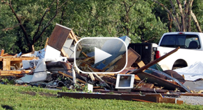 15-year-old Scout Rob Logsdon shares what it was like seeing and surviving the Little Sioux Scout Ranch tornado.