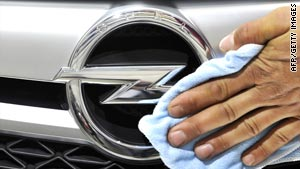 GM says its Opel and Vauxhall units are important to its future global strategy.