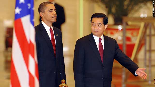 How China could counter Obama's Asia 'pivot'