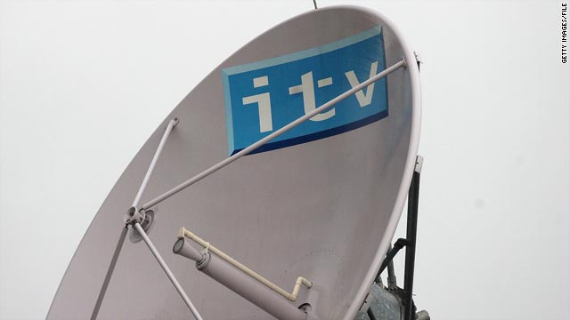 ITV is Britain's biggest commercial broadcaster.